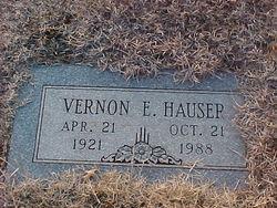 Vernon E Hauser