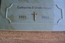 Catherine Estelle <i>Sellner</i> Underwood