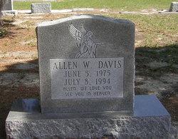 Allen W Davis