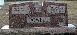 Oneta Faye Neta <i>Morgan McMillen</i> Powell