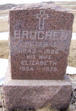 Peter J Brucher