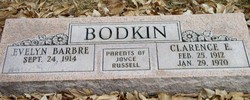 Clarence Everet Bodkin