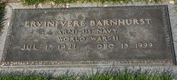 Ervin Vere Barnhurst