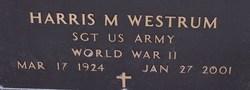 Harris M Westrum