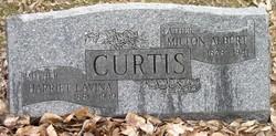 Harriet Lavina Curtis