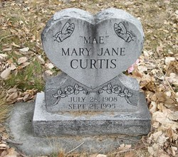 Mary Jane Curtis