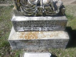 Fannie Lou Boyd