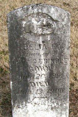 Belva F. Brindle
