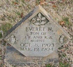 Everet H. Burns