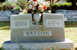 Cornelia <i>Eubanks</i> Batson