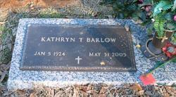 Kathryn <i>Tucker</i> Barlow