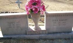 Leila <i>Ramsey</i> Bennett