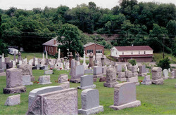 Yellow Creek Presbyterian Church Cemetery