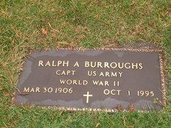 Ralph Aubrey Burroughs