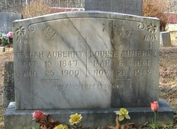 Louise Jane <i>Robinson</i> Auberry