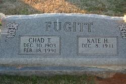 Chadwick T Fugitt