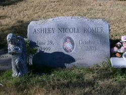 Ashley Nicole Romer