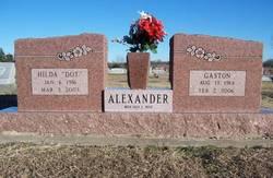 Hilda Viola Alexander
