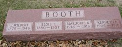 Elsie Fay <i>Tillotson</i> Booth