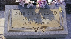 Esther H. Blizzard