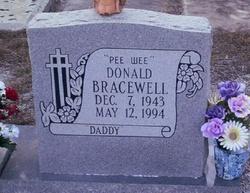 Donald Pee Wee Bracewell