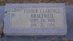 Esther Clarence Bracewell