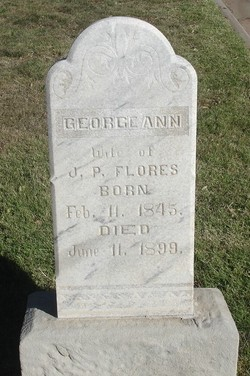 George Ann <i>Dunham</i> Flores