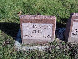 Letha Ayers White