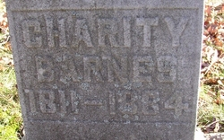 Charity <i>Caster</i> Barnes