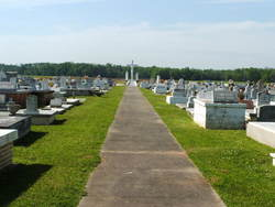 Saint Peters Catholic Church Cemetery and Mausoleu