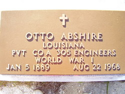 Leopaul Otto Abshire