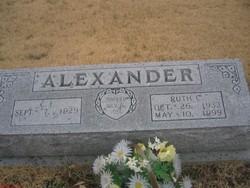 Ruth Calvin <i>Hooper</i> Alexander