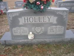 Julian Calvin �Bob' Holley