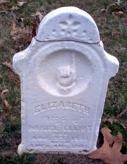 Elizabeth <i>Frazier</i> Elliott