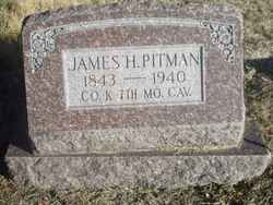 Sgt James Henry Pitman