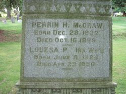 Perrin H. MCGRAW
