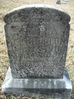 Vera Allie <i>Johnson</i> Allbritton