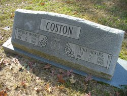 Lois Eleanor <i>Adkins</i> Coston