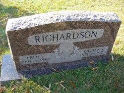 Lillian C. <i>Adkins</i> Richardson