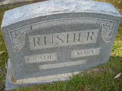Cratie Orval Rusher