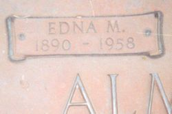 Edna Clemmy <i>Mock</i> Almond