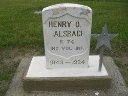 Henry O Alsbach