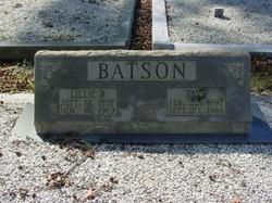 Lillie <i>Brookshire</i> Batson