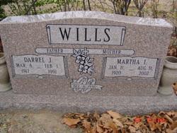 Martha I. Wills