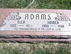 Ella Adams