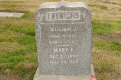 Mary Frances <i>Ballard</i> Frerichs