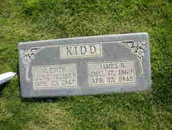 Margaret Edith <i>Fitzgerald</i> Kidd