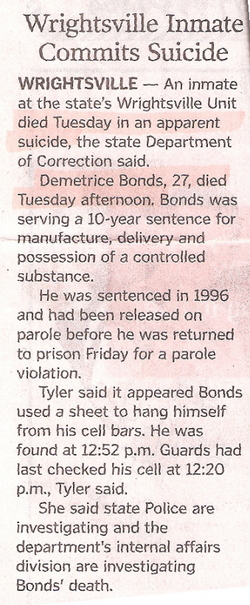 Demetrice Bonds