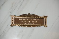 Giorgia Groppi