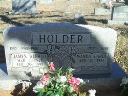 James Alfred Holder